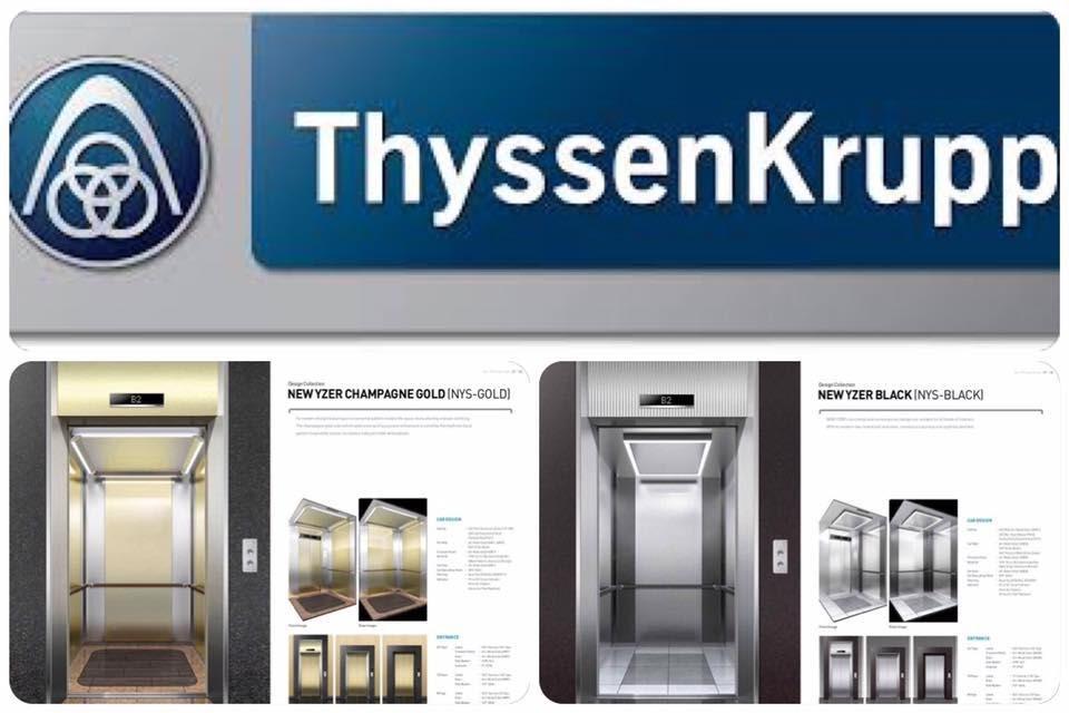 Thang máy Thyssenkrupp đem đến vô vàn tiện ích cho người sử dụng